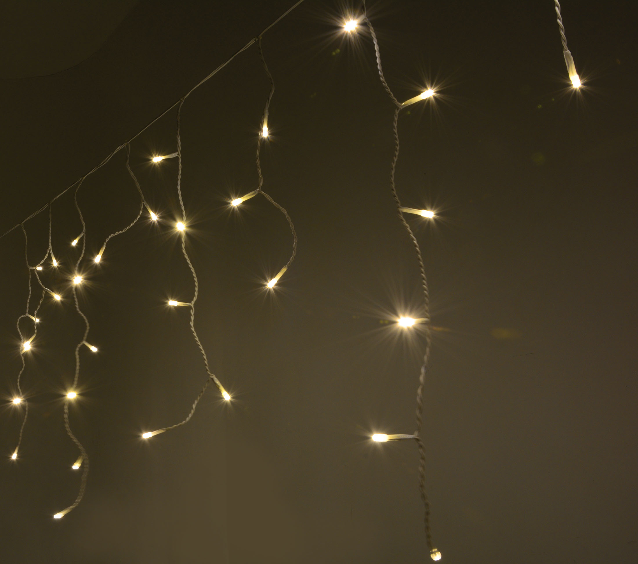 Single Color String Lights : icicle led string light sets - 28 images - 197x6b3109, lights string lights lights winter, ge ...